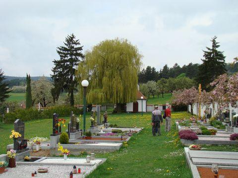 hřbitov v Kunstátě