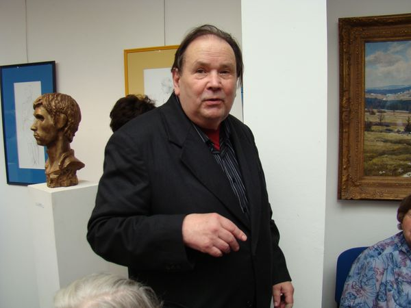 básník Jiří Kuběna