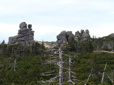 Svinské kameny (1290 m)