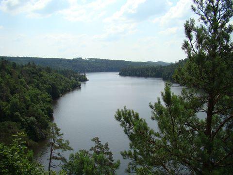 Dalesická přehrada