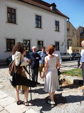 zahraniční natáčení štáb v Jihlavě