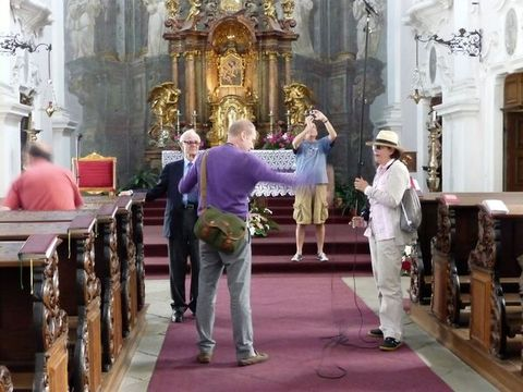 matáčelo se v jihlavských kostelech