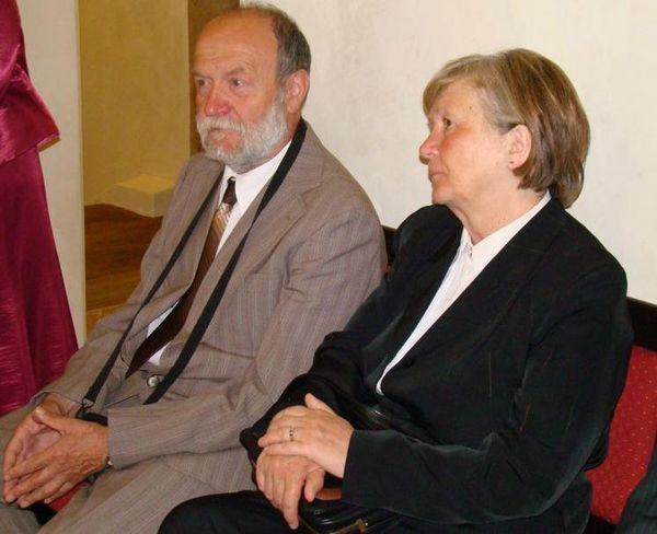 Olga a Josef Poukarovi