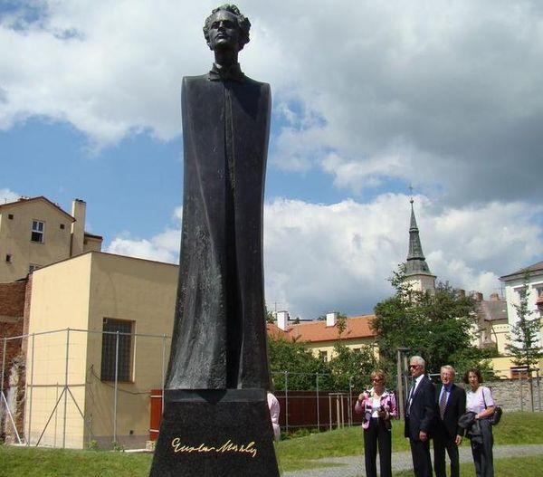 Gustav Mahler doma, v Jihlavě