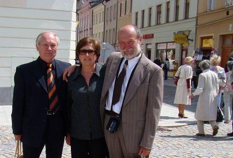 Dr. Zlůva a Ing. Poukar