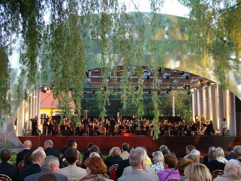 koncert Mahler Gala zajistovala norská společnost