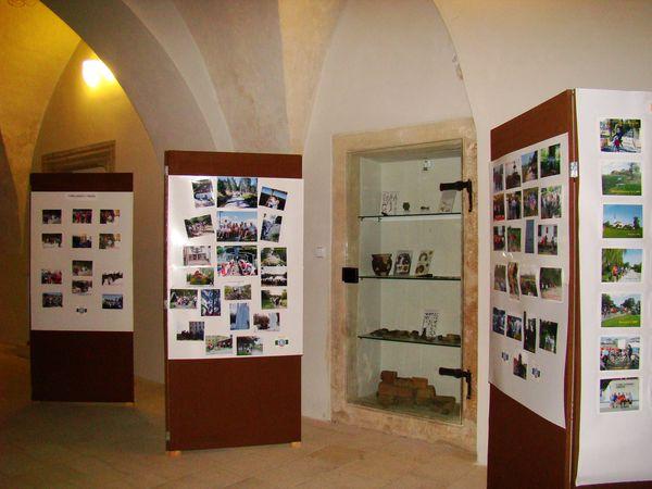 panely s fotografiemi