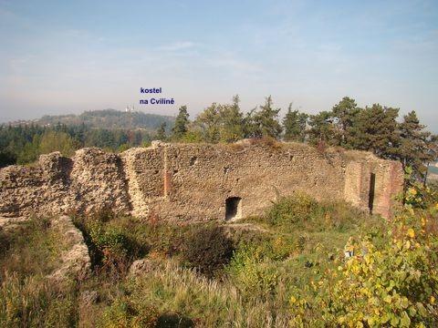 Šelenburk na Zadním kopci Cvilínském