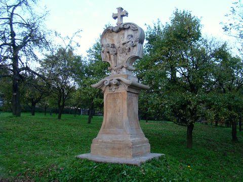 zastavení křížové cesty v Rudě