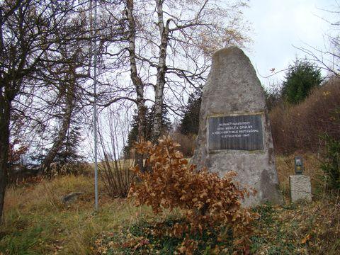 památník Adolfa Opálky