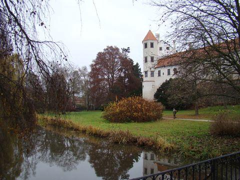 zámek v Telči 2