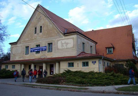 Sokolovna ve Vizovicích