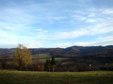 Vizovické vrchy, které jsme proąli