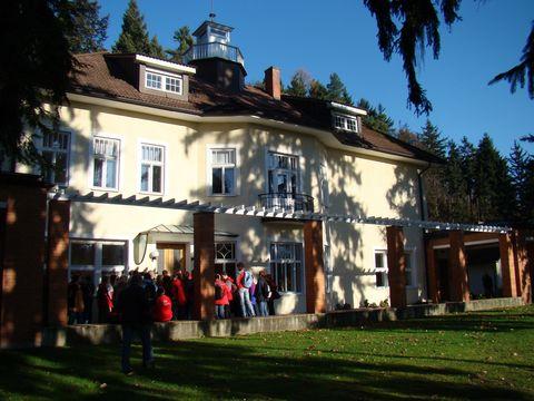 vila Tomáse Bati ve Zlíně