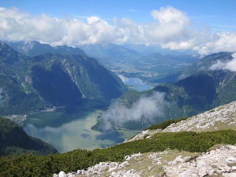 Hallstattské jezero