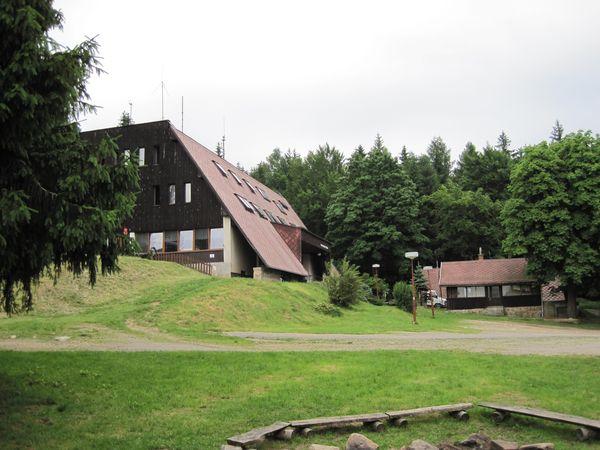 chaty KČT na Čeřínku
