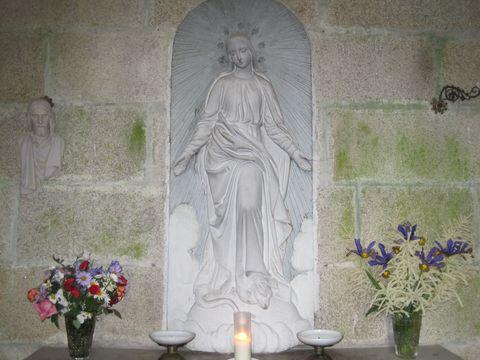v kapli Nussbaumovy hrobky