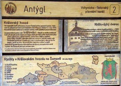 informace o Antýglu