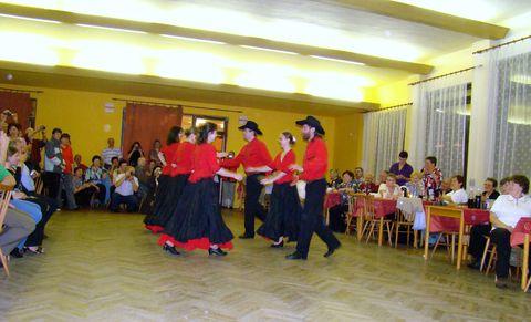 taneční variace
