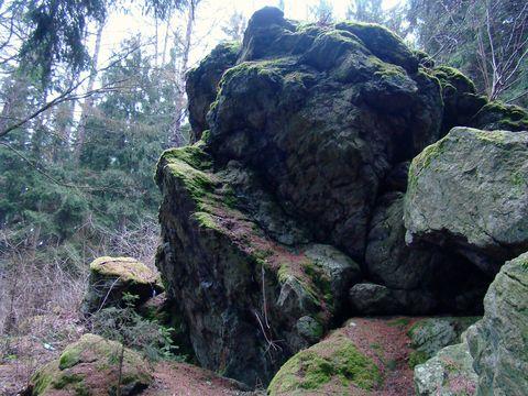 Havlíčkův kámen na Vršku