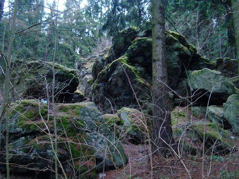čertovské skalisko