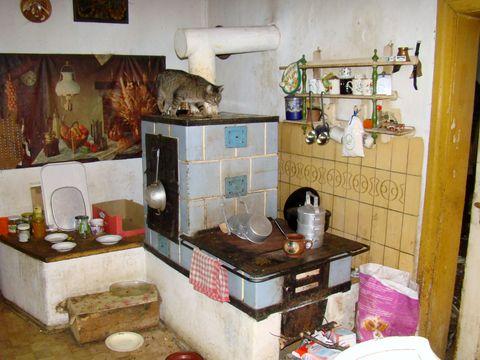 slavná kuchyně u Reynků