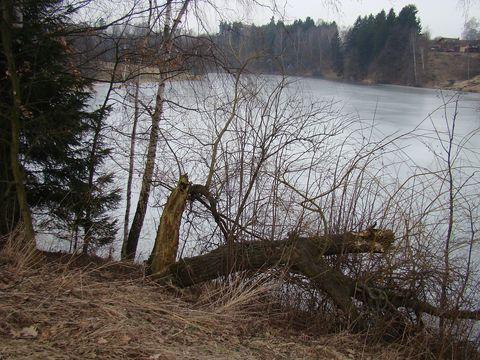 vodní nádrž Žabinec
