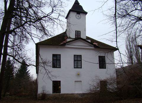 petrkovský dům má dlouhou historii