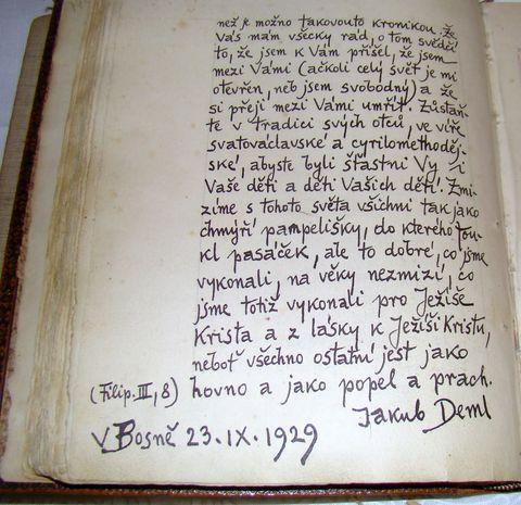 list z tasovské kroniky