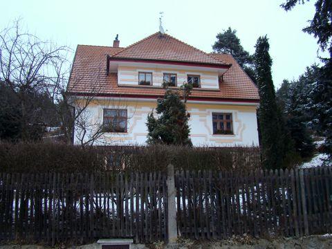 Demlova vila v Tasově