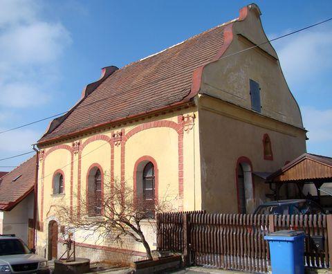 synagoga v Batelově