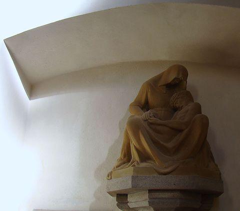 Pieta od Jana Štursy
