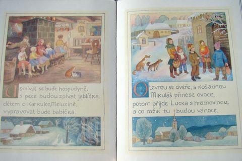 ilustrace Anny Florianové