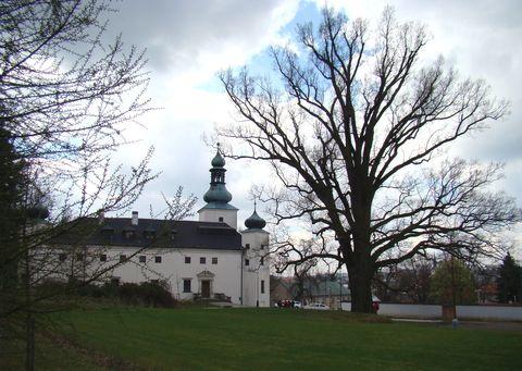 Třešťský zámek