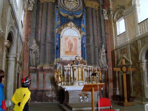 obraz Panny Marie Přibyslavické