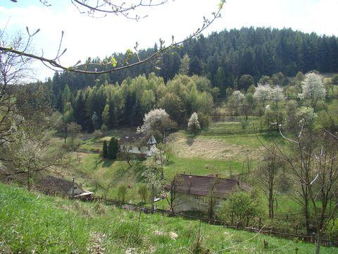 jaro nezapomnělo zajít do žádné vesničky