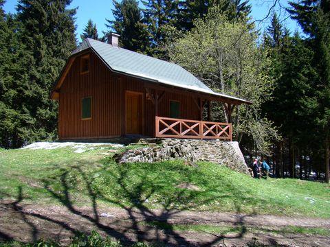 lovecká chata Pašovka