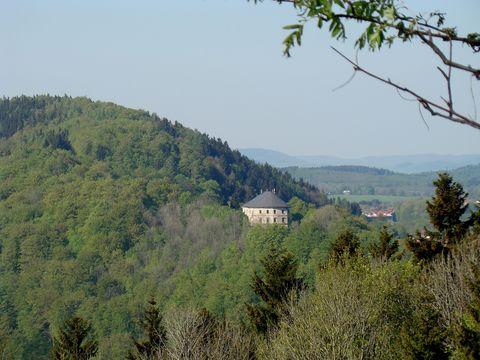Zacléřský zámek
