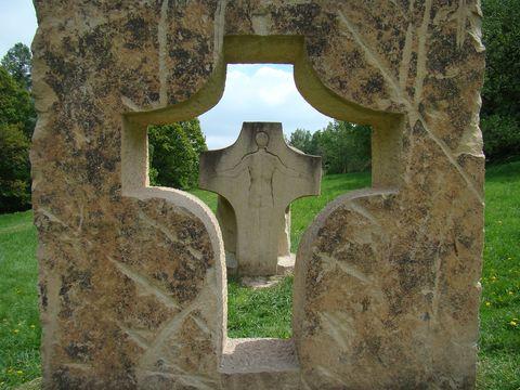 Čestmír Mudruňka - Krajina kříže 2