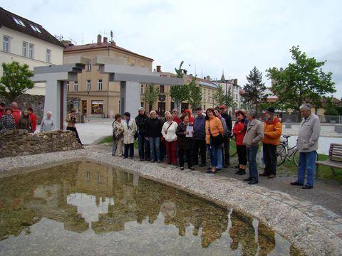 turisté se živě zajímali o Gustava mahlera i sochaře Jana Koblasu