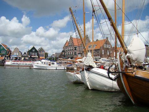 přístav Volendam
