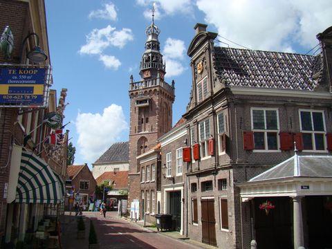 věž v Monnickendamu