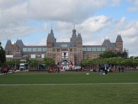 budova Rijksmusea