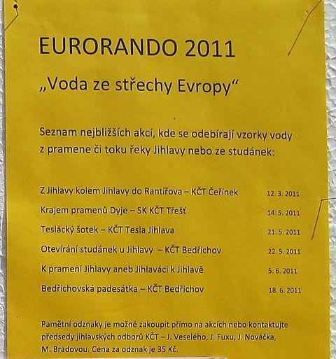 """další """"Eurorandí akce"""""""