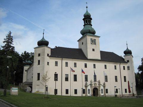 zámek Třešť