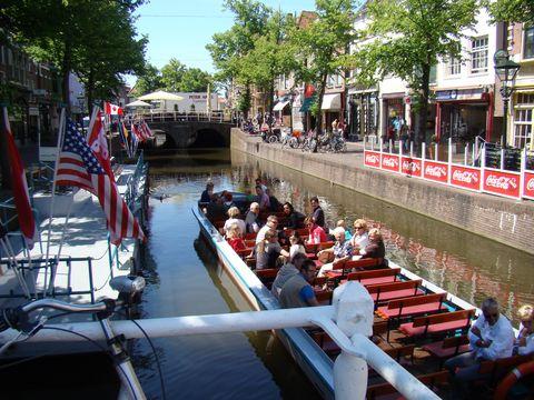 vyhlídkové plavby v Alkmaaru