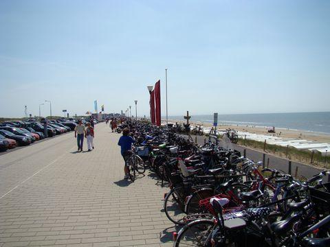 rekreační oblast Zandvoort