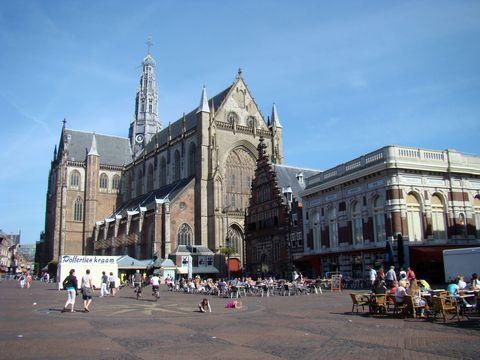 náměstí v Haarlemu 1