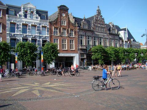 náměstí v Haarlemu 2