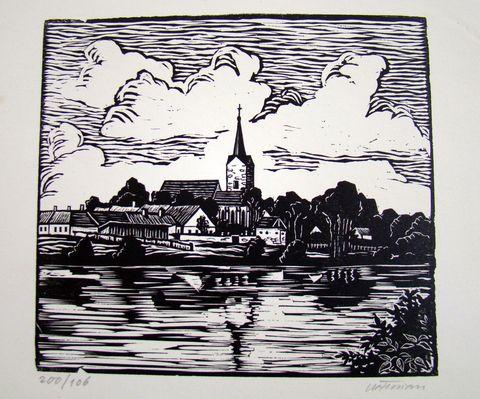 kostel Matky Boží u Staroměstského rybníka